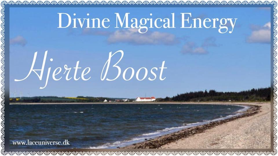 Hjerte Boost ~ online workshop ~